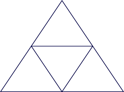 Figure 1: Five Triangles